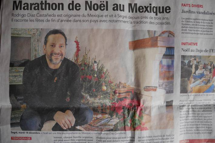 Courrier Del Ouest Le Mexivan 1 No
